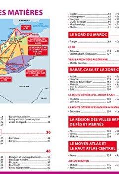 Livres Couvertures de Guide du Routard Maroc 2018
