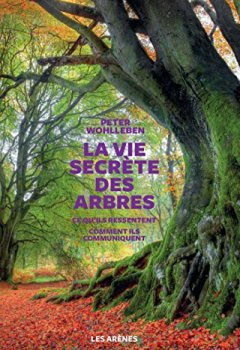 Livres Couvertures de La Vie secrète des arbres