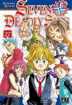 Livres Couvertures de Seven Deadly Sins T27