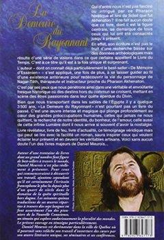 Livres Couvertures de La Demeure du rayonnant