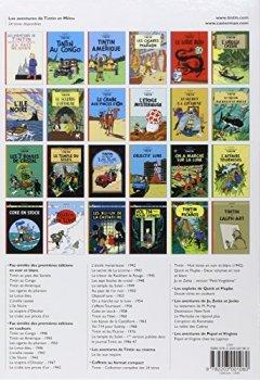 Livres Couvertures de Les Aventures de Tintin, Tome 7 : L'île Noire