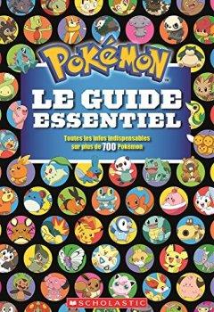 Livres Couvertures de Pokemon: Le Guide Essentiel
