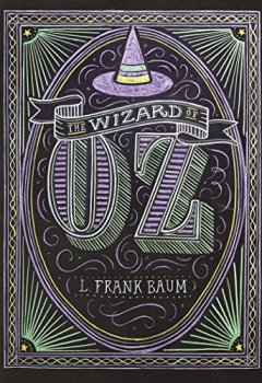 Portada del libro deThe Wizard Of Oz (Puffin Chalk)