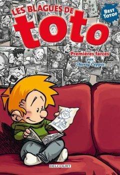 Livres Couvertures de Blagues de Toto HS - Premières farces