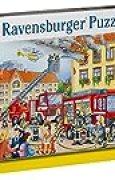 Ravensburger - 10822 - Puzzle XXL - Les pompiers - 100 pièces