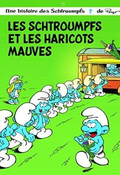 Livres Couvertures de Les Schtroumpfs Lombard - tome 35 - Les Schtroumpfs et les haricots mauves