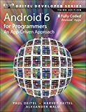 Android 6 for Programmers: An App-Driven Approach (3rd Edition) (Deitel Developer Series)