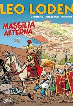 Livres Couvertures de Léo Loden T25 - Massilia Aeterna