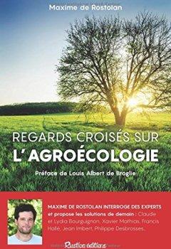 Livres Couvertures de Regards croisés sur l'agroécologie