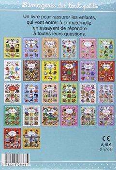 Livres Couvertures de La maternelle