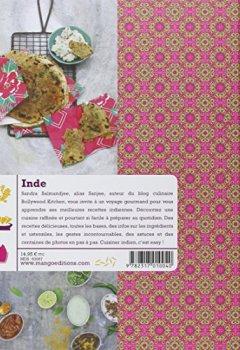 Livres Couvertures de Inde : Toutes les bases de la cuisine indienne