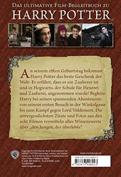 Abdeckungen Harry Potter™. Die Highlights aus den Filmen. Harry Potter™