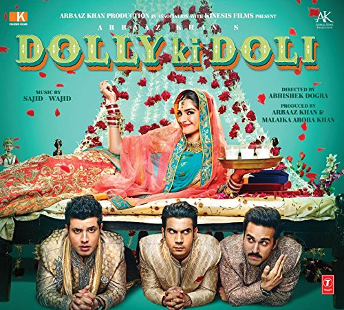 Dolly Ki Doli Hindi Audio CD (Bollywood film music) stg:Sonam Kapoor