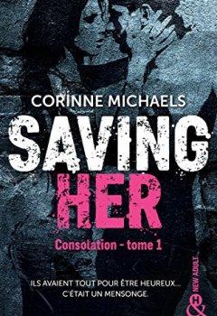 Livres Couvertures de Saving Her : Une romance New Adult (&H)