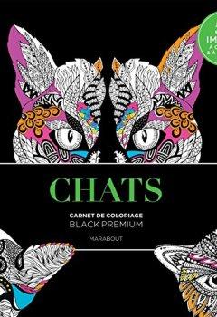 Livres Couvertures de Black Premium Chats