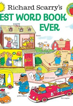Livres Couvertures de Richard Scarry's Best Word Book Ever