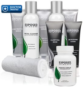 Exposed Acne Treatment Advanced Kit