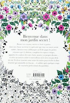Livres Couvertures de Jardin secret