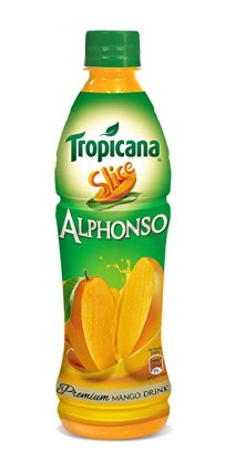 Tropicana Slice Alphonso Juice 400ml
