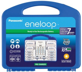 Panasonic Eneloop Power Pack Advanced Individual Battery Charger