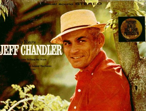 Jeff Chandler-Sincerly Yours-LP-FLAC-1966-LoKET Download