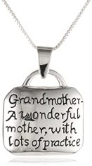 Grandmother: A Wonderful Mother with Lots of Practice