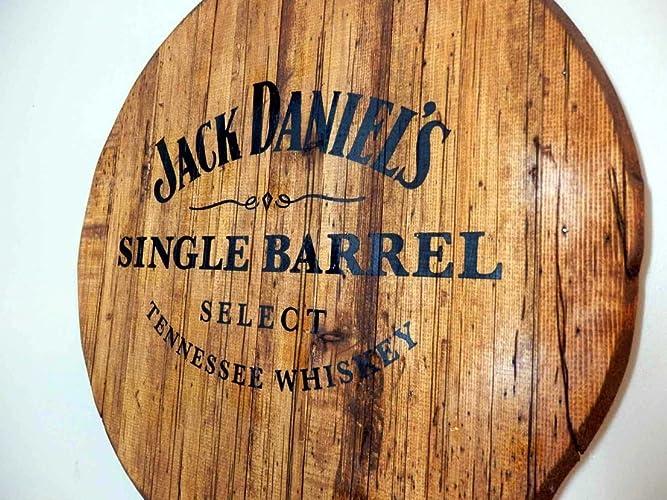 Jack Daniels Wooden Sign