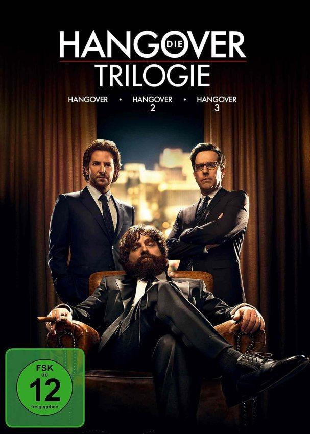 Hangover Trilogie
