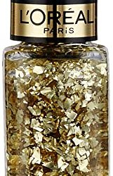 L'Oreal Paris Color Riche Les Top Coats, Gold Leaf 920, 5ml