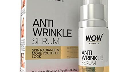 WOW Anti Wrinkle Serum