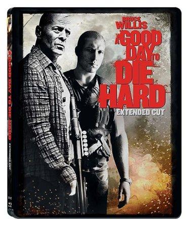 A Good Day to Die Hard (Steelbook)