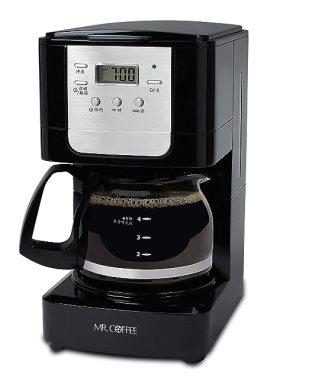 Mr. Coffee BVMC-JWX3 700-Watt 5-Cup Programmable Coffee Maker