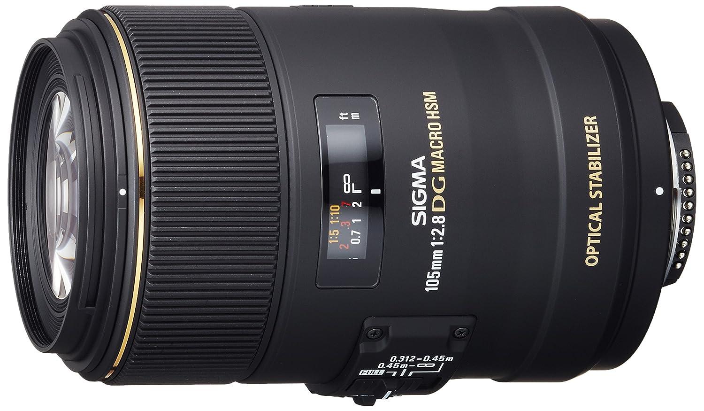 SIGMA 105MM F/2,8 EX DG OS HSM MACRO