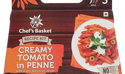 Chef's Basket Creamy Tomato in Penne Pasta