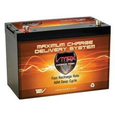 Vmaxtanks MR127 SLA AGM Deep Cycle Battery