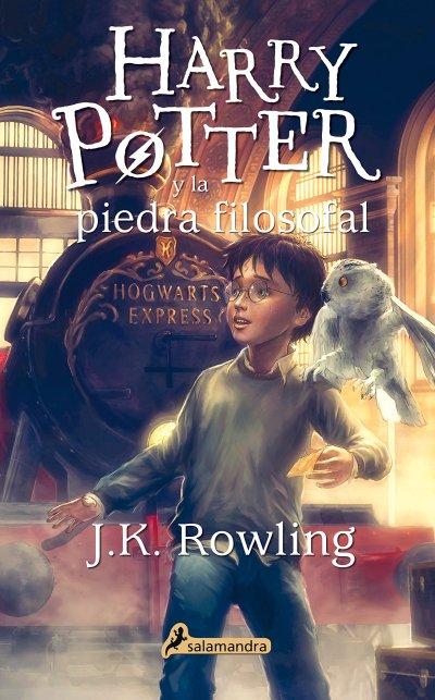 Harry Potter y la piedra filosofal (Harry 01) (Spanish ...