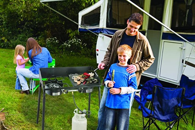 Best 2 burner camp stove for your family