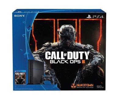 Sony PlayStation 4 500GB PS4 Standard Edition Call of Duty: Black Ops 3 Bundle | eBay