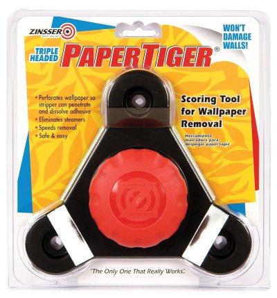 Zinsser 2976 PaperTiger Scoring Tool for Wallpaper Removal Triple Head , New, Fr | eBay