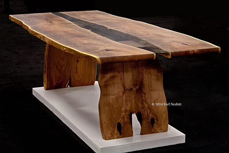 Split Wood Slab Dining Table Handmade Feed