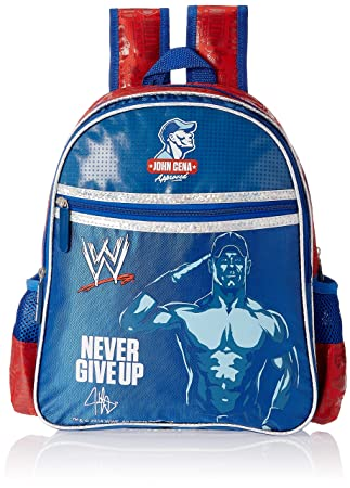 WWE 35 litres Royal Blue Children's Backpack (St-Wtc-2008-14)