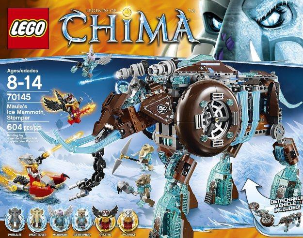 70145 Maula's Ice Mammoth Stomper