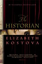 cover of THE HISTORIAN, via www.librarything.com