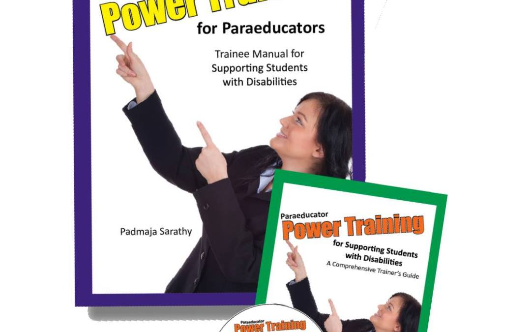 Paraeducator Power Training for Supporting Students with Disabilities