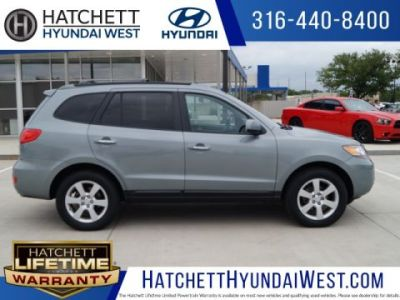 Used Cars under  10 000 Derby   Hatchett Hyundai Buick GMC Pre Owned 2007 Hyundai Santa Fe Limited 3Rd Row Leather