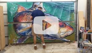 redfish ed anderson art