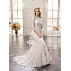 Small Crop Of Long Sleeve Wedding Dresses