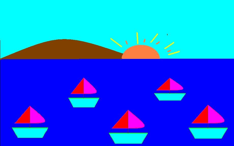 Το ηλιοβασιλεμα
