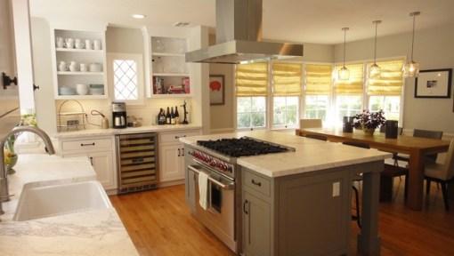 Marble Countertop Kitchen Woodland Hills