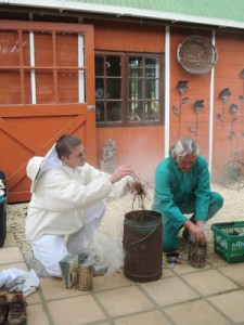Honeychild - Beekeeping Theory in Rheenedal 1g